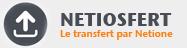 Netiosfert - Transfert de fichiers par Netione